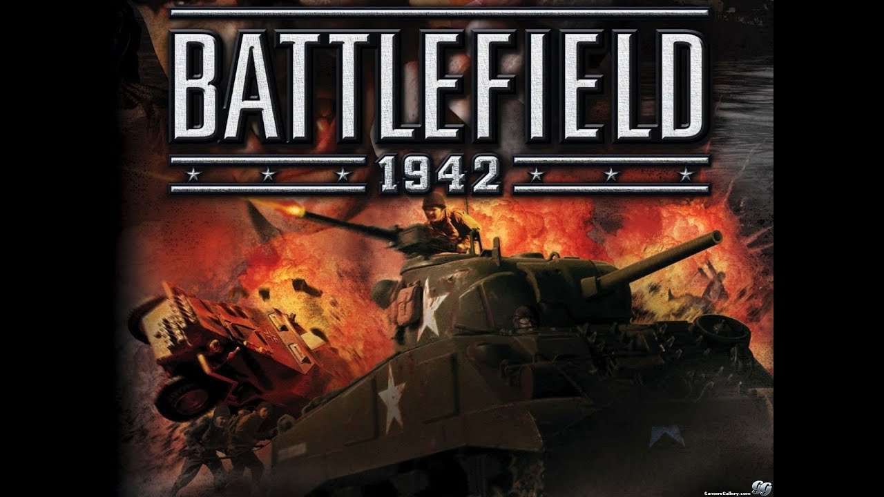 ▶▶Jugando un clásico absurdamente incorrecto BATTLEFIELD 1942 GAMEPLAY