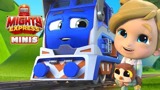 Lift Me Up, Milo! – Mighty Express Minis! – PAW Patrol Official & Friends