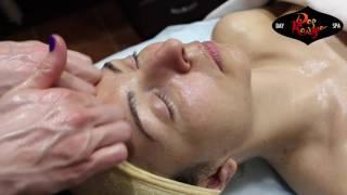 Моделирующий массаж лица в Day Spa Дар Калифа