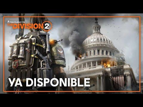 The Division 2 - Trailer de Lanzamiento