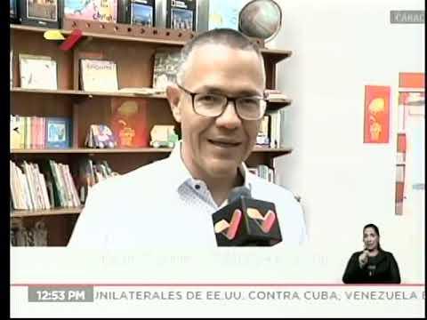Inauguran biblioteca infantil en homenaje a Rolando Corao