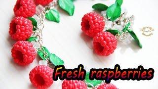 "CrazyKet:Малиновый браслет ""Fresh raspberrie..."