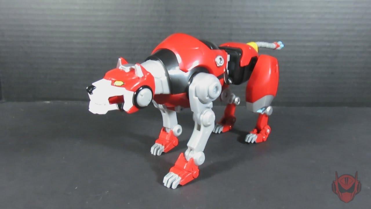 voltron red lion