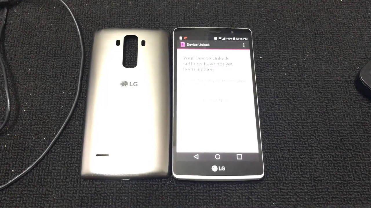 Unlock LG G Stylo H631 de T-Mobile by iTems Unlock