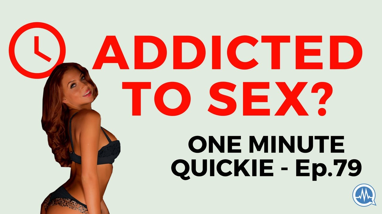 Addicted to sex test
