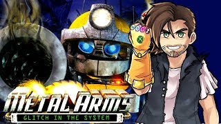 METAL ARMS: GLITCH IN THE SYSTEM - A Forgotten Classic | Grizzly Gauntlet Review (Xbox)