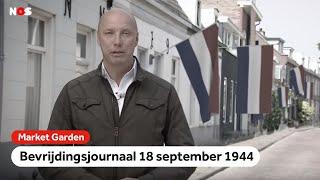 Parachutisten komen niet voor bevrijding Nederland   Market Garden Journaal 18 september 1944