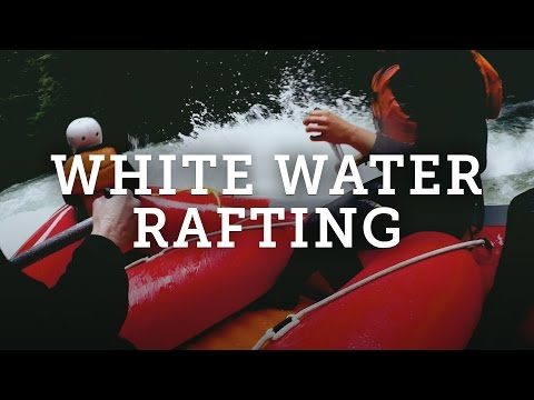 WHITE WATER RAFTING + EPIC SUNRISE, NEW ZEALAND