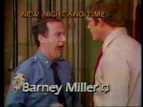 ABC TV Promo - Benson - Barney Miller - 1982