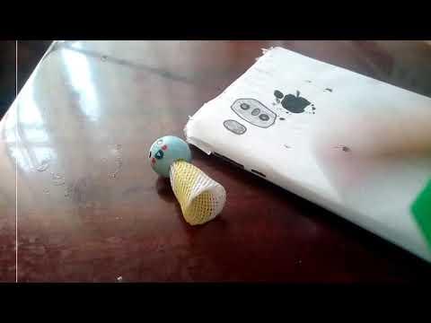 Вопрос: Как сделать игрушечный телефон?