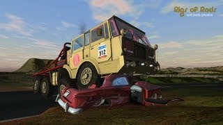Rigs of Rods Ultimate Crash Test HD