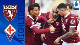 Torino 2-1 Fiorentina | Zaza and Ansaldi on Target in Close Encounter | Serie A