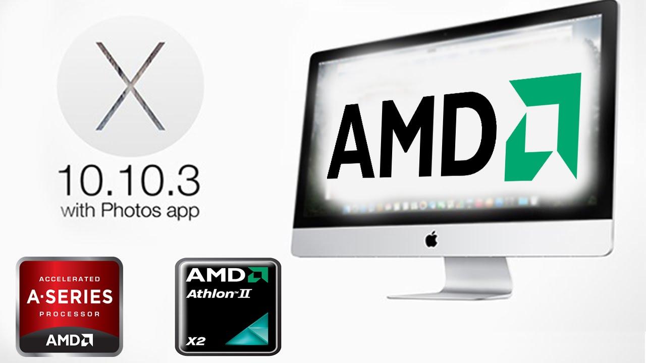 Mac Os For Amd Athlon 2