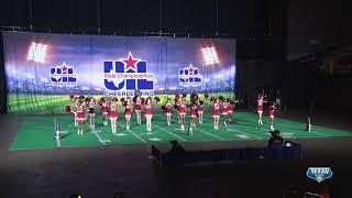 Ft Bend Austin High School 2018-19 State Spirit Finals Performance
