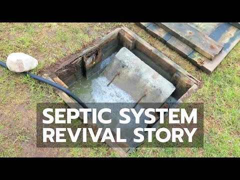 Septic System Revival Story