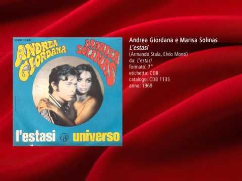 Andrea Giordana e Marisa Solinas  L'estasi 1969