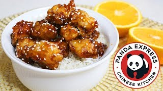 ORANGE CHICKEN ESTILO PANDA EXPRESS | KARLA CELIS