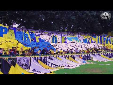 Ultras Gresik Curva Sud : Gresik United VS Semen Padang - Liga 1 (21-04-2017)