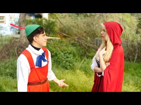 Thumbnail: Little Red Riding Hood's Untold Story | Lele Pons & Rudy Mancuso