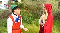 Little Red Riding Hood's Untold Story   Lele Pons & Rudy Mancuso