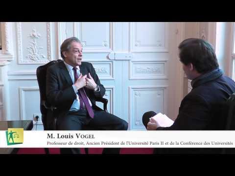 Louis Vogel pour le droit d'appel des victimes