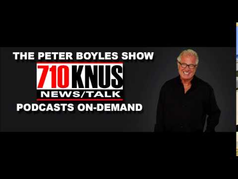 Robert Spencer discussing Israel & Gaza with Peter Boyles