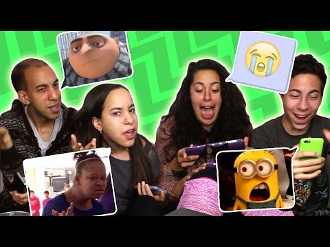 The GIF Keyboard Challenge!
