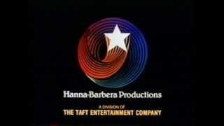 Hanna-Barbera Productions (1984) Company Logo (VHS Capture)