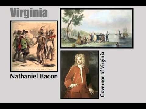 Tutorial of 13 colonies of the South