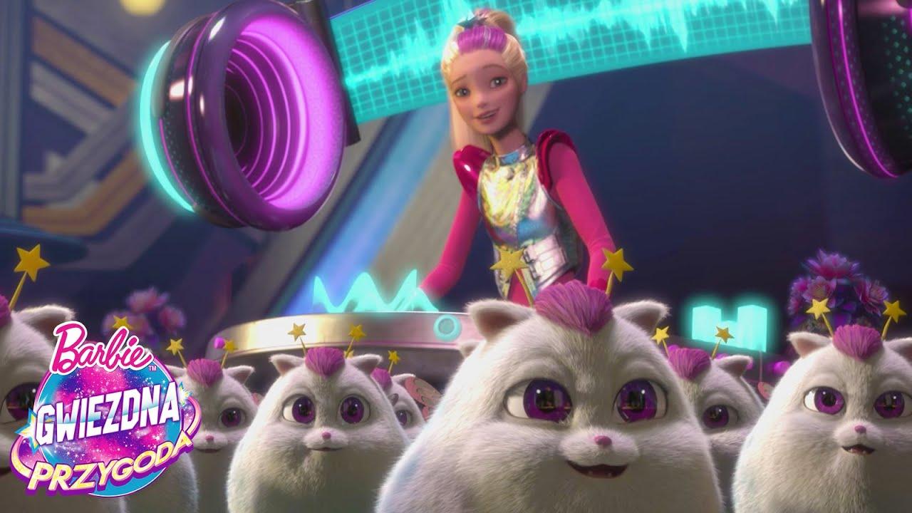 """Wpadki z filmu """"Barbie: Gwiezdna przygoda""""   Barbie"""