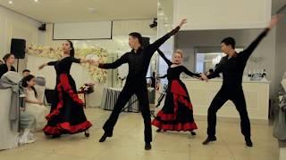 #Испанский танец