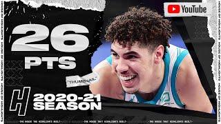 LaMelo Ball 26 Points Full Highlights vs Lakers | March 18, 2021 | 2020-21 NBA Season