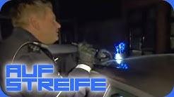 Illegales BLAULICHT auf Auto: Krasser Fall in einer Schule! | Auf Streife | SAT.1