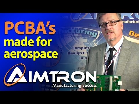 Aerospace PCB Manufacturers - Aimtron- Electronic Assembly