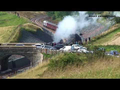 Main Line 2015  Borders Railway Steam