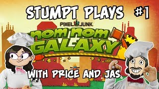 Stumpt Price & Jas Play - Nom Nom Galaxy Co-op - #1