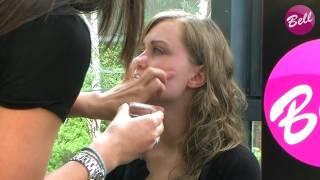 Letnia szkola makijazu Bell - modelowanie twarzy