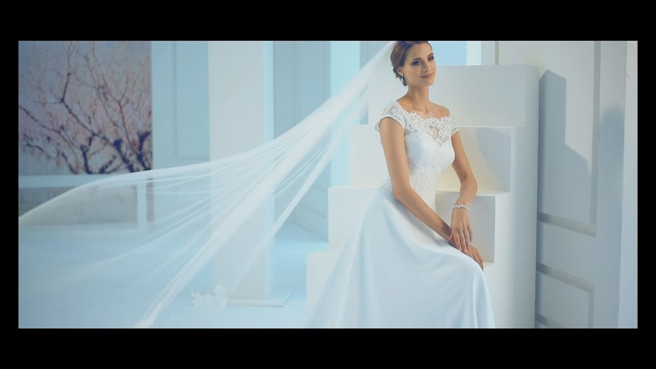 Trends in Bridal 2018 - the new BIANCO EVENTO collection - YouTube