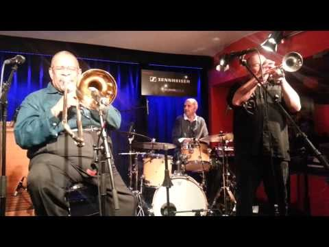 "Fred Wesley, ""The Cat"", Oct. 7th, 2013, Jazz Club Hannover, Germany"