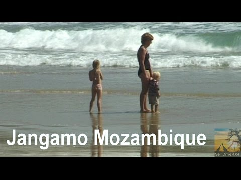 Self Drive Jangamo Mozambique