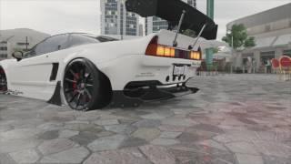 Forza Horizon 3 Cinematic Car Porn #3 the japenese monster