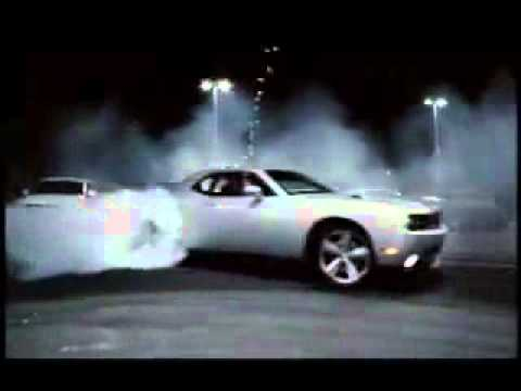 Michael C Hall Dodge Challenger Commercial Christmas Trees