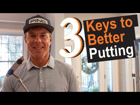 3 Keys to Better Putting