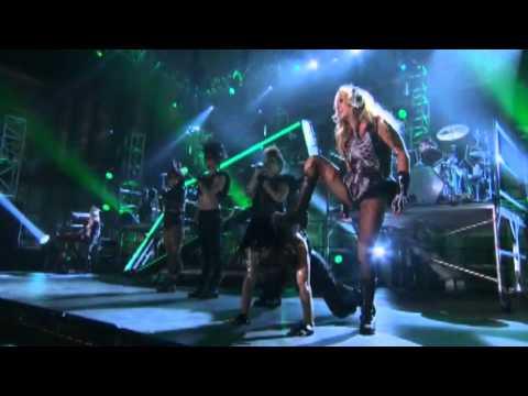 Ke$ha   Animal   Blow Live On Conan's Summer Stage Concert Series