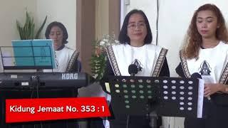 Kidung Jemaat 353 Bait 1 I Tim Pandu Puji I GKJW Jemaat Tunjungsekar