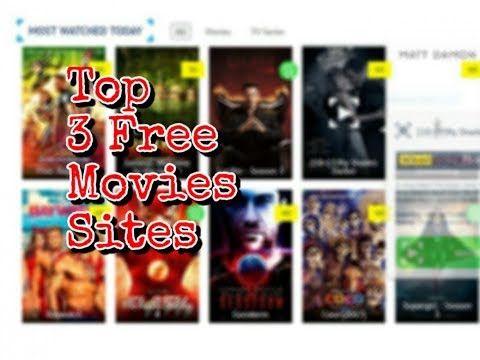 Top 3 Websites To Watch Movies Free - [ With Subtitle ]