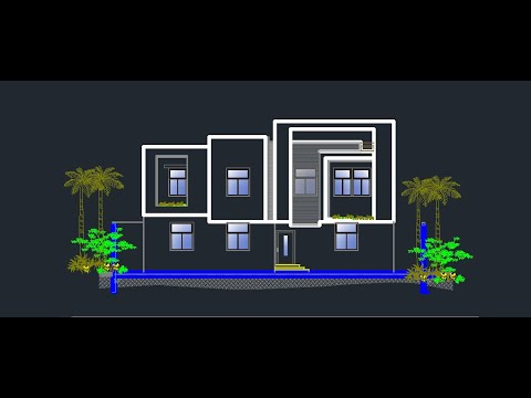 Best House Plans 2021 Best House Plan || New || In 2D AutoCAD 2021 Part 2   YouTube
