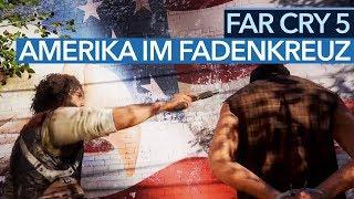 FAR CRY 5 im Angst-Amerika - Kontroverser, als es Ubisoft lieb ist?