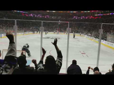 Johnny Brodzinski first NHL goal vs Florida 11-18-17