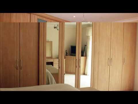Double Mirrored Wardrobe | Phone : +44 2392586616 | paramountbathrooms.co.uk